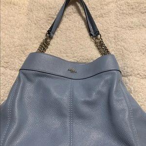 Coach Lexi Pebble Leather Shoulder Bag